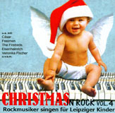Christmas in Rock - Rockmusiker singen f�r Leipziger Kinder - Allison Crowe
