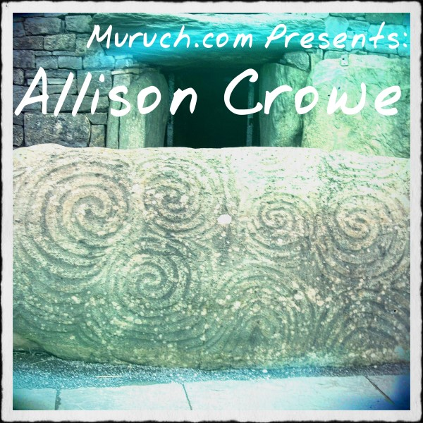 Muruch.com Presents: Allison Crowe - album cover 600px