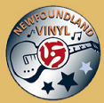 Newfoundland Vinyl - The Flip Side - Ed Hollet - TNL logo