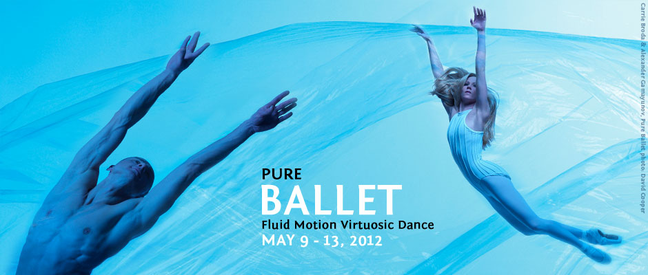 Pure Ballet - Royal Winnipeg Ballet - 2012