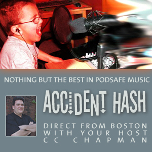 C.C. Chapman's Accident Hash podcast