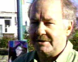 CREDIT: CH TV:Don Young is doing everything he can to ensure his missing daughter Lisa is not forgotten.