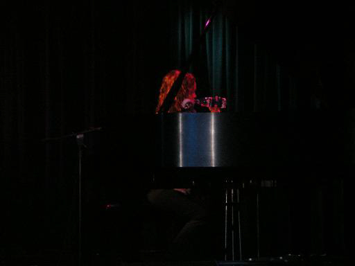 Allison Crowe in concert - photo by Adrienne Smith, NYC